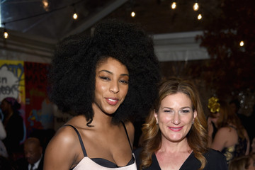 Jessica Williams Glamour 2017 Women Of The Year Awards - Dinner Presented By SoFi, Held At Skylight At Kings Theater