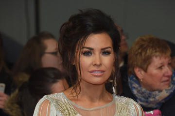 Jessica Wright National Television Awards - Red Carpet Arrivals