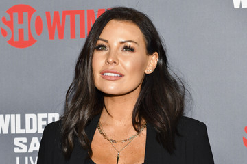 Jessica Wright Heavyweight Championship Of The World 'Wilder vs. Fury' Premiere - Arrivals