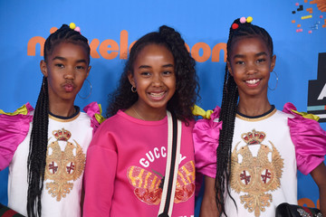 Jessie Combs Nickelodeon's 2018 Kids' Choice Awards - Arrivals