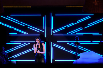 Jessie J Film is GREAT Reception honoring the British Nominees of the 89th Annual Academy Awards Sponsored by British Airways
