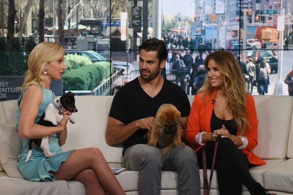 Eric Decker And Jessie James Football