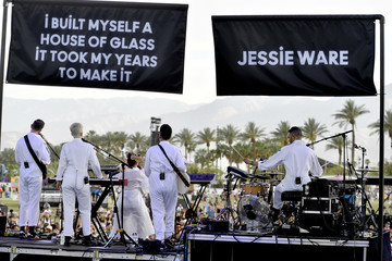 Jessie Ware 2018 Coachella Valley Music And Arts Festival - Weekend 1 - Day 3