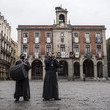 Jesus Christ Easter Holy Week In Northern Spain Scaled Back Amid Pandemic