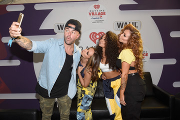 Jesy Nelson 2017 Daytime Village Presented by Capital One at the iHeartRadio Music Festival - Backstage