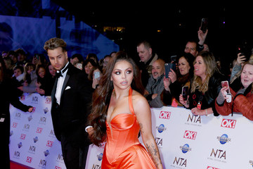 Jesy Nelson National Television Awards 2020 - Red Carpet Arrivals