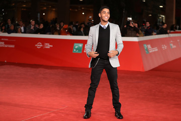 Jharrel Jerome Rome Film Festival Opening And 'Moonlight' Red Carpet - 11th Rome Film Festival