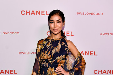 Jhene Aiko Chanel Party to Celebrate the Chanel Beauty House and @WELOVECOCO