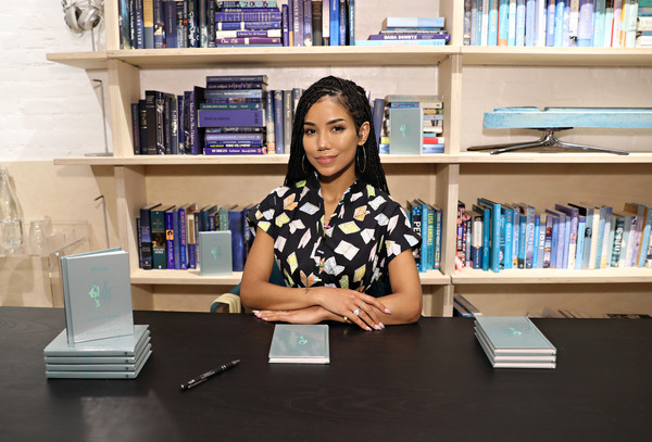 Jhene Aiko Trip Film Screening & 2Fish Book Signing at The Wing
