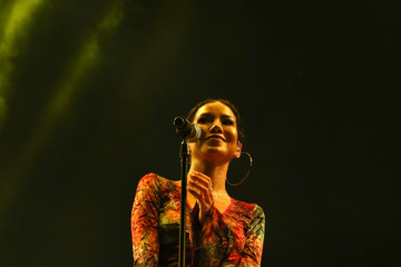 Jhene Aiko 2017 BET Experience - STAPLES Center Concert Presented by Coca-Cola - Night 2