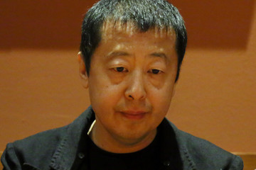 Jia Zhangke Jia Zhangke, Zhao Tao Press Conference - 14th Rome Film Fest 2019