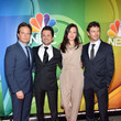 Jill Flint The 2015 NBC Upfront Presentation Red Carpet Event