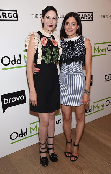 The Cinema Society Hosts the Season 3 Premiere of Bravo's 'Odd Mom Out' - Arrivals