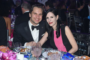 Jill Kargman Breast Cancer Research Foundation Hot Pink Gala Hosted By Elizabeth Hurley - Inside