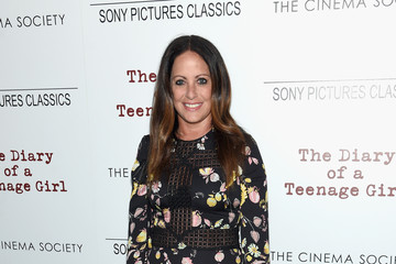 Jill Stuart Sony Pictures Classics with the Cinema Society Host a Screening of 'The Diary of a Teenage Girl'