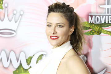 Jill Wagner Hallmark Channel and Hallmark Movies and Mysteries Winter 2018 TCA Press Tour - Arrivals