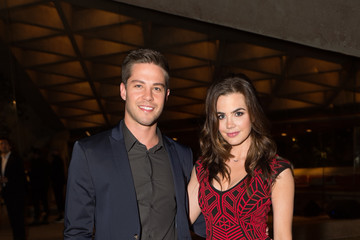 Jillian Murray E!'s 'The Arrangement' Event