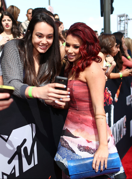 Arrivals at the MTV Movie Awards — Part 3