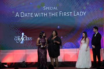 Jillian Rose Reed The 42nd Annual Gracie Awards - Inside