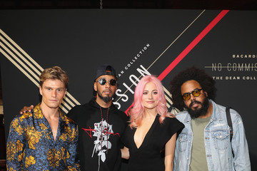 Jillionaire The Dean Collection X Bacardi Bring Innovative Art and Music Experience to Berlin - Day 1
