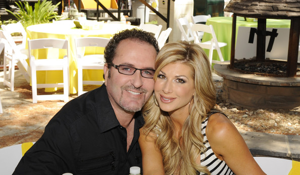 Jim Bellino Jim Bellino and television personality Alexis Bellino attend the Jim Henson Company and PBS SoCal Dinosaur Train Event at Los Angeles Live Steamers Railroad Museum on May 7, 2011 in Los Angeles, California.