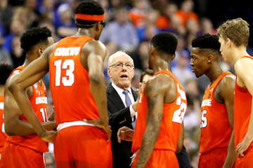 Jim Boeheim NCAA Basketball Tournament - Midwest Regional - Omaha