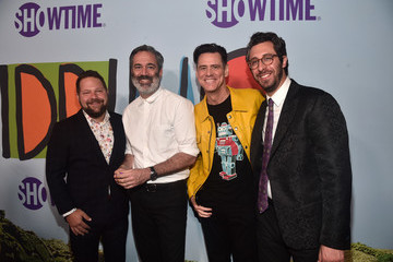 Jim Carrey Premiere Of Showtime's 'Kidding' - Red Carpet