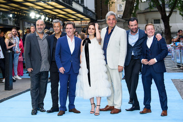 Jim Carter 'Swimming With Men' UK Premiere - Red Carpet Arrivals