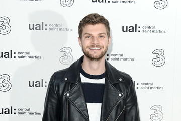 Jim Chapman Three 5G After Party for Central Saint Martins MA Show - LFW February 2019