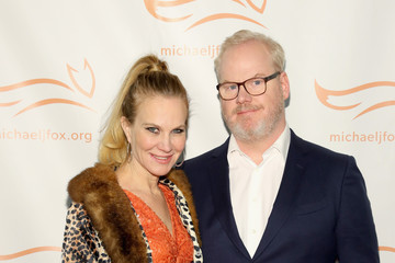 Jim Gaffigan A Funny Thing Happened On The Way To Cure Parkinson's Benefiting The Michael J. Fox Foundation - Arrivals