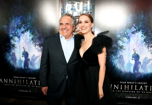 'Annihilation' - Los Angeles Premiere