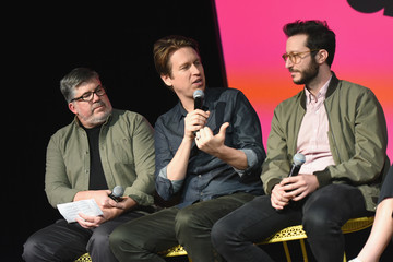 Jim Halterman SCAD aTVfest 2018 - 'Crashing'