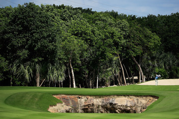 Jim Herman OHL At Mayakoba - Round Two