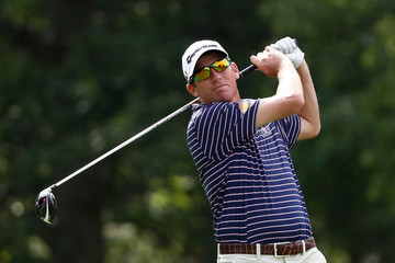 Jim Herman The Memorial Tournament Presented by Nationwide - Preview Day 2