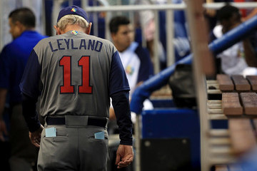 Jim Leyland World Baseball Classic - Pool C - Game 4 - United States v Dominican Republic
