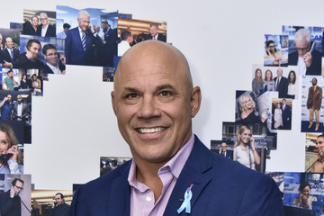 Jim Leyritz Annual Charity Day Hosted By Cantor Fitzgerald, BGC, And GFI - Cantor Fitzgerald Office - Inside