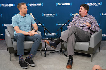 Jim Miller SiriusXM Presents A Town Hall With Philadelphia Eagles Super Bowl MVP QB Nick Foles