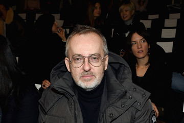 Jim Moore Lacoste - Front Row - Mercedes-Benz Fashion Week Fall 2015