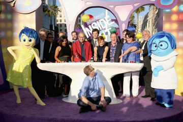 Jim Morris Los Angeles Premiere and Party F=for Disney-Pixar's 'Inside Out'