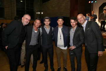 Jim Nelson Chris Mitchell GQ and Gap Celebrate Best Menswear Collaborations
