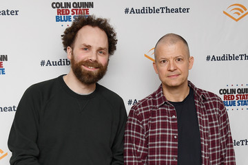 Jim Norton Sam Roberts 'Colin Quinn: Red State Blue State' Opening Night