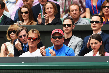 Jim Parsons Day Twelve: The Championships - Wimbledon 2014