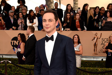 Jim Parsons The 22nd Annual Screen Actors Guild Awards - Arrivals
