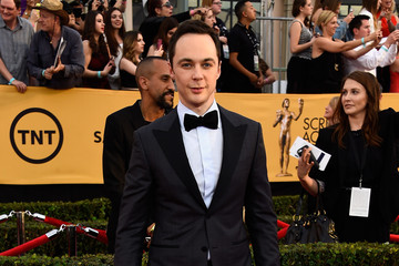 Jim Parsons 21st Annual Screen Actors Guild Awards - Arrivals