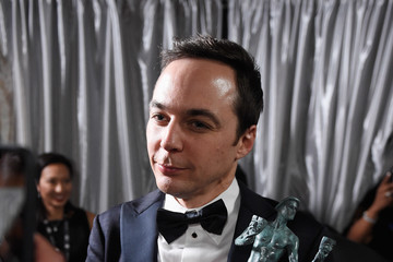 Jim Parsons The 23rd Annual Screen Actors Guild Awards - Trophy Room