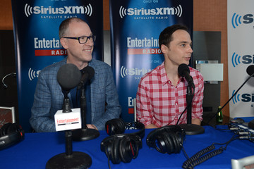 Jim Parsons SiriusXM's Entertainment Weekly Radio Channel Broadcasts From Comic-Con 2014