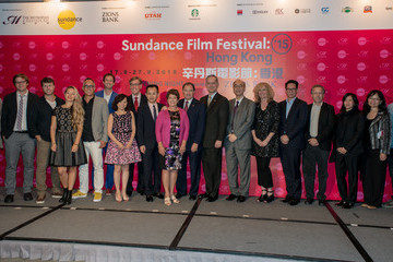 Jim Strouse Sundance Film Festival: Hong Kong - Opening Night Reception