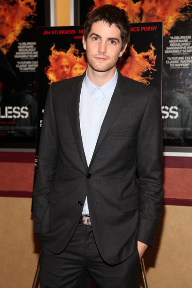 "Jim Sturgess Actor Jim Sturgess attends the premiere of ""Heartless"" at Chelsea Clearview Cinema on November 16, 2010 in New York City."