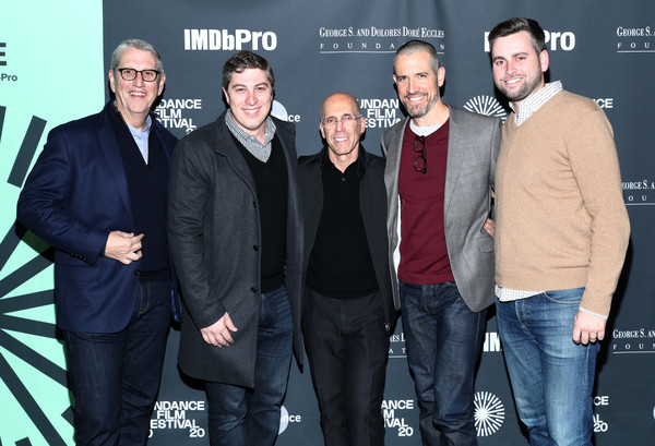 2020 Sundance Film Festival - An Artist At The Table Presented By IMDbPro