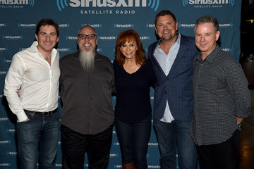 Jim Weatherson Reba McEntire Performs Private Concert For SiriusXM Listeners at the Loveless Barn In Nashville